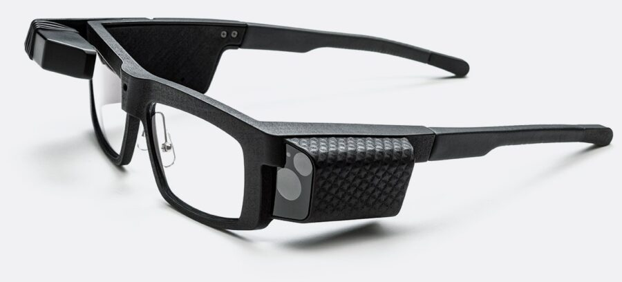 Iristick smart glasses features