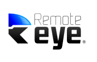 Logo remote eye 300x190