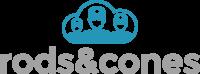 Rods&Cones logo