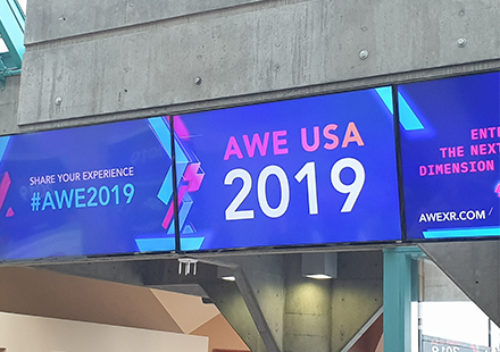 Card image: Iristick at AWE2019