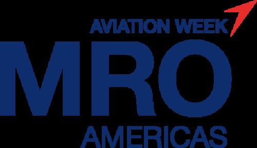 Card image: MRO Americas logo blue red