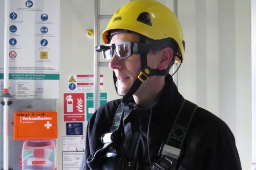 Card image: PPE smartglasses