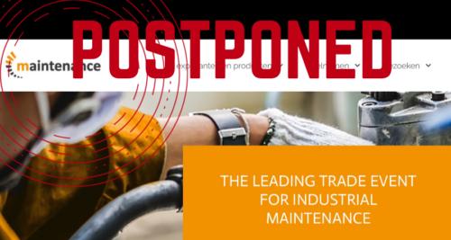 Card image: Postponed banner